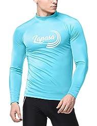 d4bf0931d Amazon.es  Hombre - Ropa de natación con protección solar  Deportes ...