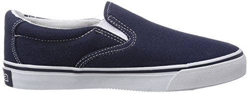Kappa  PEAK Footwear unisex, Sneakers basses mixte adulte Bleu (Navy/white)