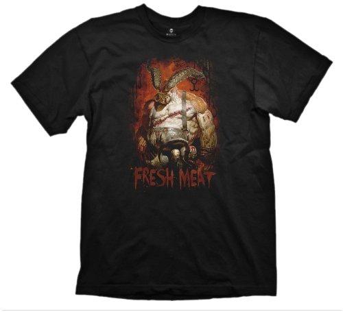 Diablo-III-T-Shirt-Butcher-Gre-L