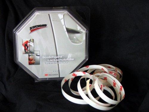3M Lackschutz Folie für Türkantenschutz am Auto (11mm x9,14m)