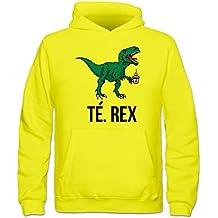 Sudadera con capucha niño Té. rex by Shirtcity