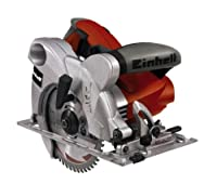 Einhell EINRTCS165 240V Circular Saw with 54mm Maximum Depth of Cut