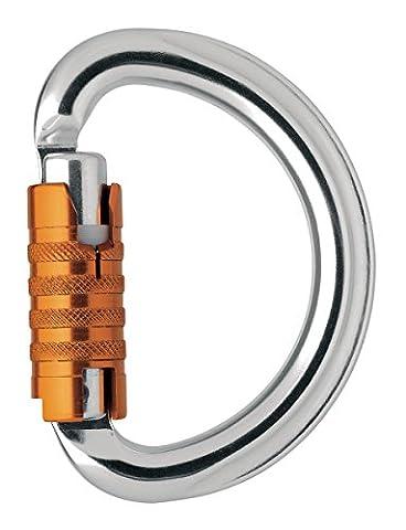 Petzl M37 TL OMNI Multi-Directional Semi-Circle Carabiner, Triact-Lock,