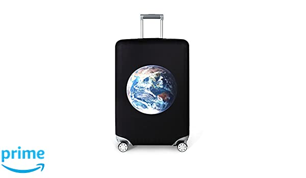 Luggage Protective Covers with Creative Tree Washable Travel Luggage Cover 18-32 Inch