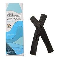BJdesign Kishu Binchotan Charcoal Water Filter (2sticks4inch)