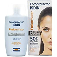 Isdin Fusion Water, Fotoprotettore Viso, Spf50+ - 40 g
