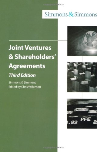 Joint Ventures and Shareholders Agreements