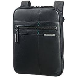 "SAMSONITE Formalite LTH - Tablet Crossover L 9.7"" Mochila tipo casual, 28 cm, 3.5 liters, Negro (Black)"