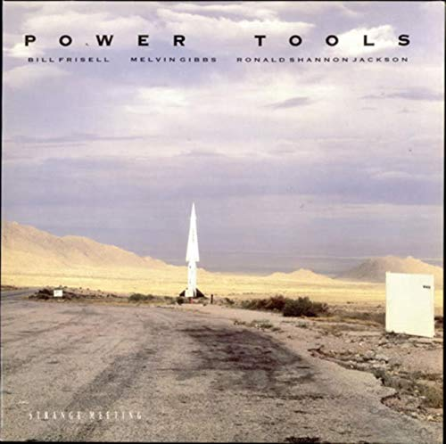 Power Tools - Strange Meeting - Antilles New Directions - AN 8715 - General Power Tools