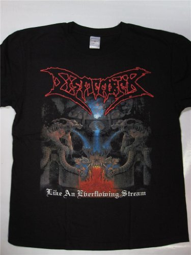 Dismember - Like An Everflowing Stream T-Shirt by Dismember