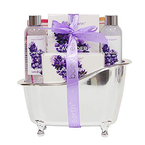 Cesto regalo Bath Spa per donna Body &