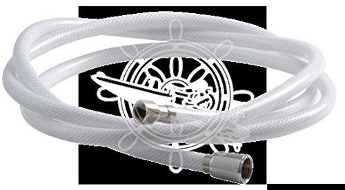 Osculati Netzverstärker Ersatzduschschlauch aus PVC 2,5 m