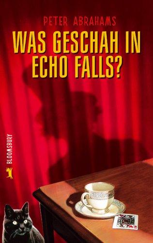 Preisvergleich Produktbild Was geschah in Echo Falls