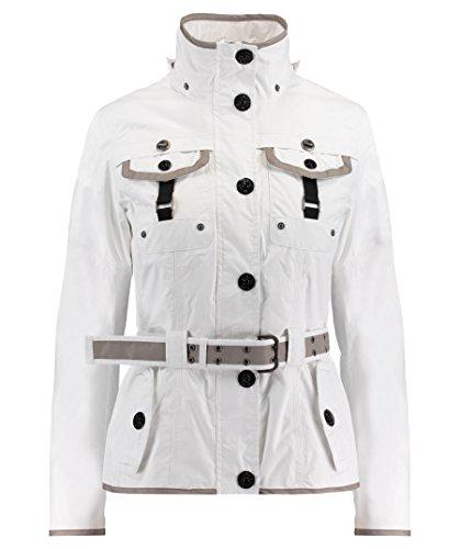 Wellensteyn Damen Jacke/Fieldjacket Coc-661 weiss (10) XS
