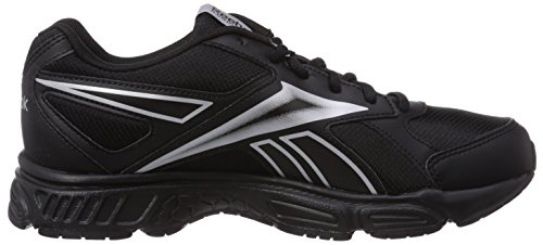 Reebok Tranz Runner Rs, Running Entrainement Adulte Mixte Noir (Black/Silver)