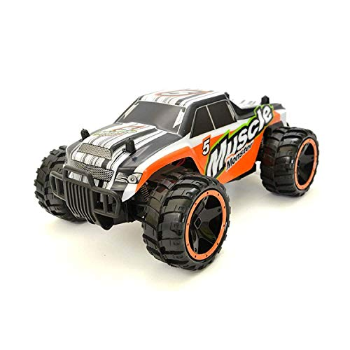 RC Crawler kaufen Crawler Bild 1: Aandyou Ferngesteuertes Auto,RC Auto 1:18, High Speed RC Off Road Auto, 2.4 GHz 4WD Monstertruck für Kinder (Schwarz)*