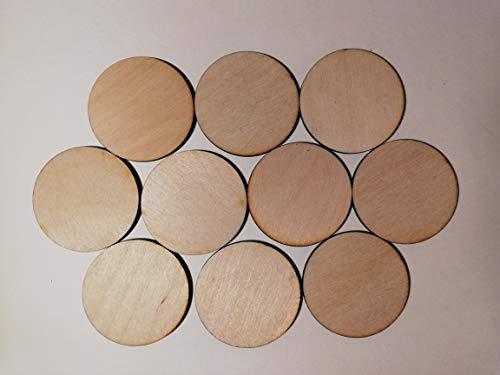 DLC - Discos madera contrachapada 3 mm grosor álbumes