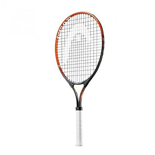 Head Radical 23 - Racchetta da tennis incordata, Arancione (Arancione/Nero), S06