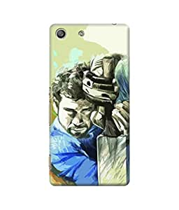 Be Awara Master Blaster Sachin Designer Mobile Phone Case Back Cover For Sony Xperia M5
