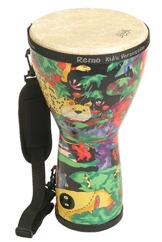 Remo 833815 8 x 14-Inch Kid's Percussion Djembe