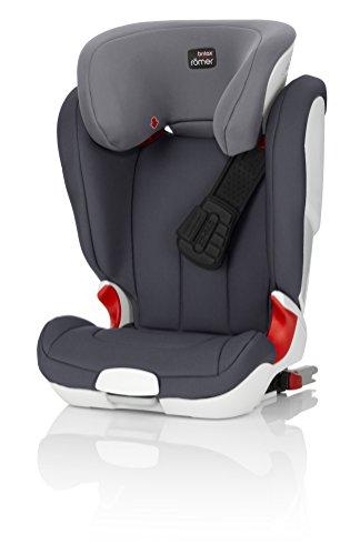 Preisvergleich Produktbild Britax Römer Autositz KIDFIX XP, Gruppe 2/3 (15 - 36 Kg), Kollektion 2017, Storm Grey