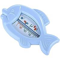 VANKER Bebé infantiles baño de la bañera de temperatura del agua Probador Juguete lindo pescado en forma de termómetro