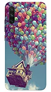 V3 Creation Colorfull Baloons Mobile case for XIAOMI A3