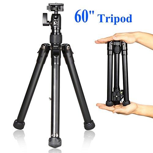 Sailnovo-Slider-per-Fotocamera-da-24-60-cm-Carrello-per-Carrelli-Dolly-In-Alluminio-DSLR-con-Vite-14-38-Capacit-di-Carico-Fino-a-175-Libbre-8-kg-per-YouTube-e-Cortometraggi