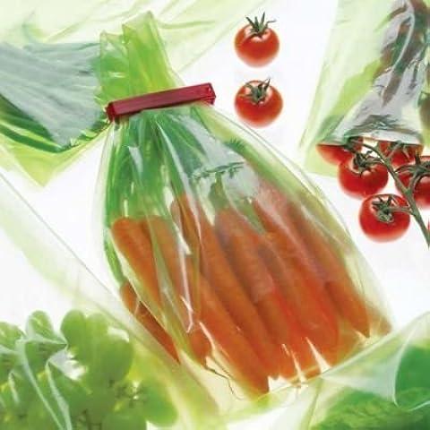 Lakeland Stayfresh Longer Vegetable Storage Bags (20 x 23cm) x 20 by Lakeland