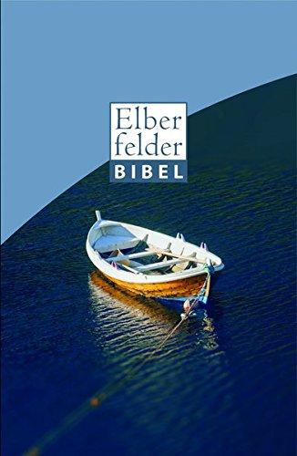 Elberfelder Bibel Standardausgabe: Motiv Boot