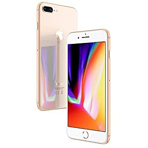 Apple iPhone 8 Plus 64 GB UK SIM-Free Smartphone - Gold