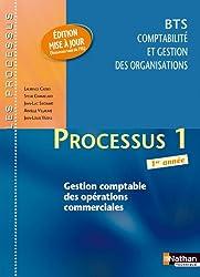 Processus 1 - Gestion comptable des opérations commerciales - BTS CGO 1re année