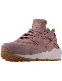 Air Huarache Run PRM, Zapatillas de Gimnasia para Hombre, Dorado (Desert Moss/Cobblestone/Cargo Khaki), 42.5 EU Nike