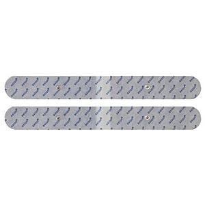 Spinal – Pads. Rücken – Elektroden. 33×4 cm. Für Sanitas/Beurer TENS – EMS – Geräte.