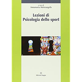Lezioni Di Psicologia Dello Sport