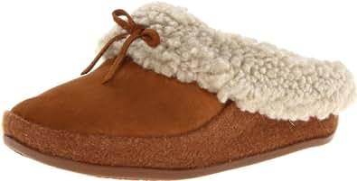 Fitflop Womens The Cuddler Slippers 243-017 Tan 5 UK, 38 EU