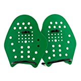 Sport-Thieme Swim-Power Hand-Paddles | Schwimm-Paddel für Wettkampf und Schwimmtraining | Ergo-Form, Unzerbrechlich, Formstabil | Versch. Größen/Farben | Deutsche Markenqualität