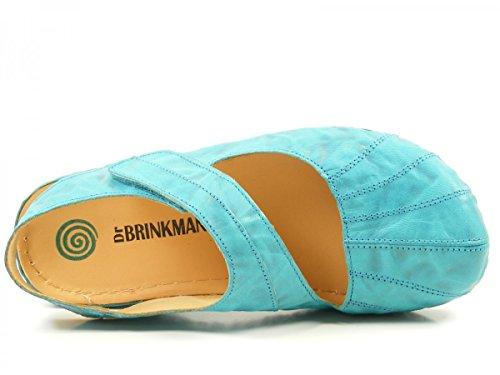 Dr. Brinkmann 710809 Ballerine Donna Blau