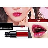 2019 Nuovo Facile da usare, il rossetto naturale Lip Gloss non è facile da decolorare e mantenere il rossetto By WUDUBE