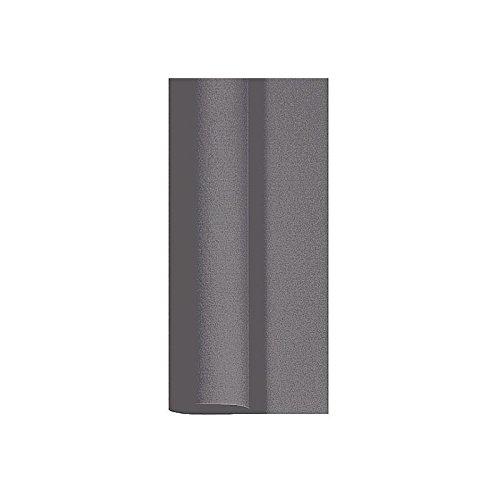 Duni Dunicel Tischdeckenrolle Granite Grey 1,25 m x 10 m, Tischdecke Grau, Papiertischdecke grau, Tischdecke Hochzeit, Tischdeckenrolle, Tischdekoration