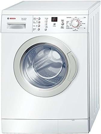 Bosch WAE28320FF Autonome Charge avant 7kg 1400tr/min A+++ Blanc machine à laver - machines à laver (Autonome, Charge avant, Blanc, Gauche, LED, Acier inoxydable)