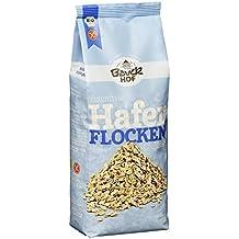 Copos De Avena Sin Gluten Orgánica 475g Bauckhof | Avena Bio En Copos Sin Gluten