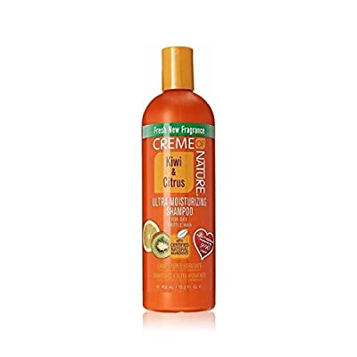 Creme Of Nature Red Clover & Aloe Soothing Shampoo, For Dry Hair & Flaky Scalp 450 ml - Read Reviews