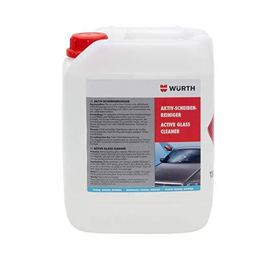Preisvergleich Produktbild Würth Aktiv-Scheibenreiniger 5.Liter