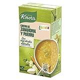 Knorr - Ligeresa - Puré de Zanahoria y Puerro - 500 ml
