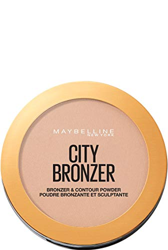 Maybelline Polvos Bronceadores Mate City Bronze 250