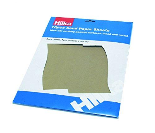 Preisvergleich Produktbild Hilka 68901510Schleifpapier-Bettlaken-Set
