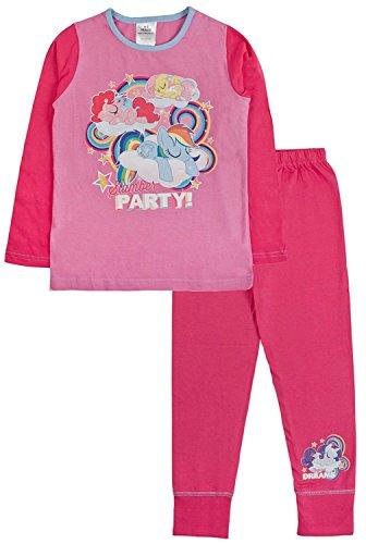 My Little Pony Kids Childrens Girls 2 Piece Pyjama Or Shortie Set