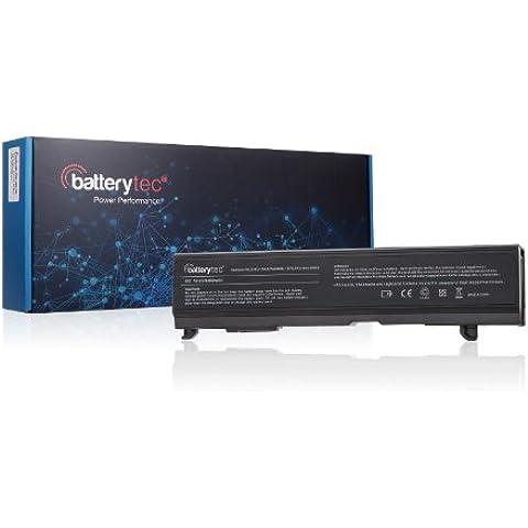 Batterytec® Batteria per Toshiba TOSHIBA Satellite M110-ST1161, Satellite A100, M50,
