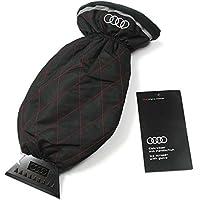 Original Audi Eiskratzer mit Handschuh Winter Kratzer Scheiben Schnee Eiskratzerhandschuh 80A096010D